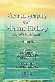 Oceanography and Marine Biology: An Annual Review, Volume 46