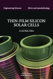 Thin-Film Silicon Solar Cells
