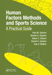 Human Factors Methods & Sports Science A Practical - 1st Edition book cover
