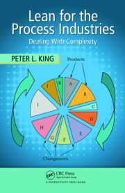 Lean for the Process Industries Dealing with Complexity - 1st Edition book cover