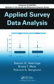 Applied Survey Data Analysis - 1st Edition book cover