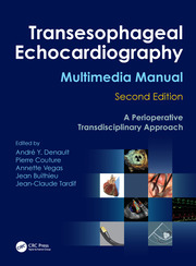 Transesophageal Echocardiog Multimedia Manual 2E - 1st Edition book cover