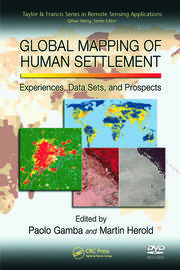 Global Mapping of Human Settlement: Experiences, Datasets, and Prospects