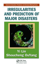 Irregularities and Prediction of Major Disasters