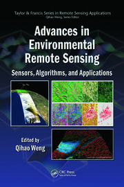 Advances in Environmental Remote Sensing Sensors - 1st Edition book cover