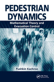 Pedestrian Dynamics: Mathematical Theory and Evacuation Control