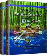 Encyclopedia of Animal Science, Second Edition - (Two-Volume Set)