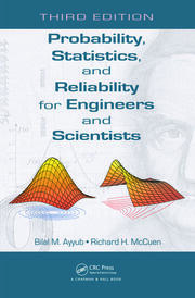 Featured Title - Probability Statistics & Reliability for Engineers & Sc 3e - 1st Edition book cover