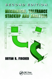 Featured Title - Mechanical Tolerance Stackup & Analysis 2e - 1st Edition book cover
