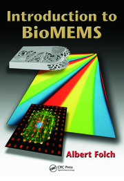 Featured Title - Introduction to BioMEMS - 1st Edition book cover