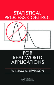 Statistical Process Control for Real-World Applications - 1st Edition book cover