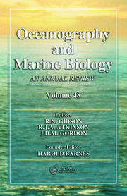 Oceanography and Marine Biology: An Annual Review, Volume 48