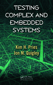 Testing Complex and Embedded Systems - 1st Edition book cover