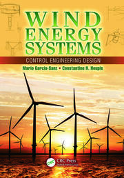 Wind Energy Systems Control Engineering Design - 1st Edition book cover