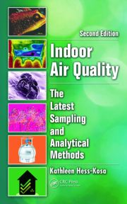 Featured Title - Indoor Air Quality Sampling Methodologies, 2ed - 1st Edition book cover