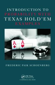 Featured Title - Introduction to Probability with Texas Hold'em Examples - 1st Edition book cover
