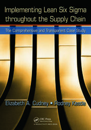 Implementing Lean Six Sigma throughout the Supply Chain - 1st Edition book cover