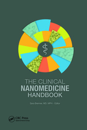 Featured Title - The Clinical Nanomedicine Handbook - 1st Edition book cover