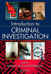 Introduction to Criminal Investigation - 1st Edition book cover