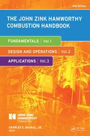The Slipcover for The John Zink Hamworthy Combustion Handbook: Three-Volume Set