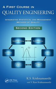 Featured Title - A First Course in Quality Engineering - 1st Edition book cover