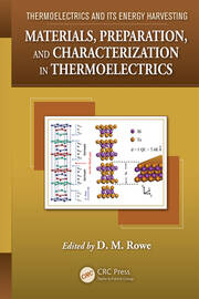 Thermoelectrics and its Energy Harvesting, 2-Volume Set