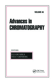 Advances in Chromatography, Volume 49