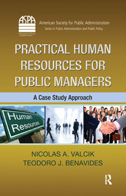 Practical Human Resources for Public Managers - 1st Edition book cover