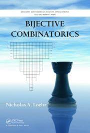 Bijective Combinatorics - 1st Edition book cover