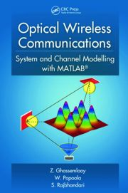 Featured Title - Optical Wireless Communications: System & Chann - 1st Edition book cover