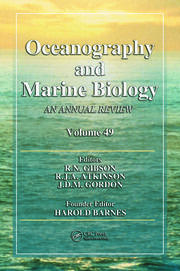 Oceanography and Marine Biology: An Annual Review, Volume 49