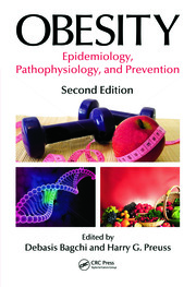 Featured Title - Obesity Epidemiology Pathophysiology & Prevention 2e - 1st Edition book cover