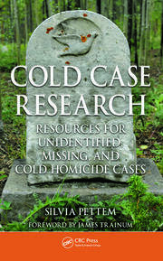 Cold Case Research Resources for Unidentified, Missing