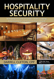Featured Title - Hospitality Security - 1st Edition book cover
