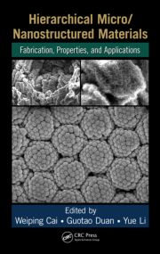 Hierarchical Micro/Nanostructured Materials - 1st Edition book cover