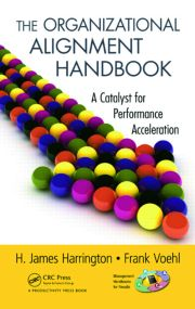 The Organizational Alignment Handbook - 1st Edition book cover
