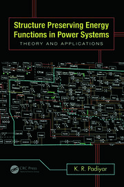 Featured Title - Structure Preserving Energy Functions in Power Systems - 1st Edition book cover
