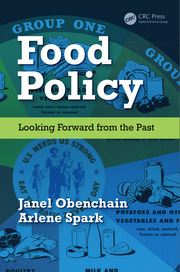 Food Policy: Looking Forward from the Past