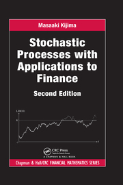 Stochastic Processes with Applications to Finance, Second Edition