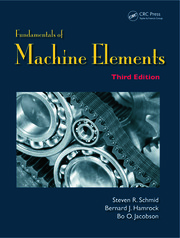 Featured Title - Fundamentals of Machine Elements, 3e - 1st Edition book cover