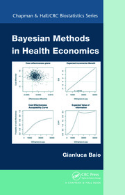 Featured Title - Bayesian Methods in Health Economics - 1st Edition book cover