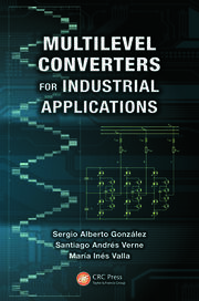 Featured Title - Multilevel Converters for Industrial Applications - 1st Edition book cover