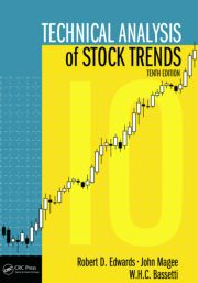 Featured Title - Technical Analysis of Stock Trends, 10th Ed - 1st Edition book cover