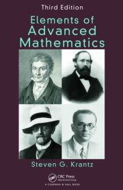 Featured Title - Elements of Advanced Mathematics, 3rd Ed - 1st Edition book cover