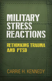 Military Stress Reactions book cover