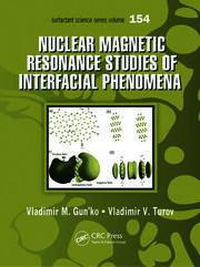 Nuclear Magnetic Resonance Studies of Interfacial Phenomena
