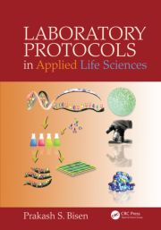 Featured Title - Laboratory Protocols in Applied Life Sciences - 1st Edition book cover