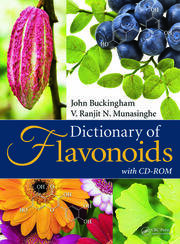 Dictionary of Flavonoids with CD-ROM