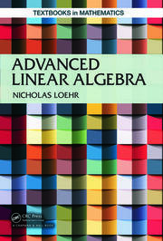Advanced Linear Algebra - 1st Edition book cover
