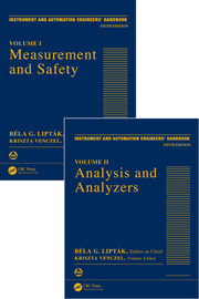 Instrument and Automation Engineers' Handbook: Process Measurement and Analysis, Fifth Edition, Volume 1 - Two Volume Set
